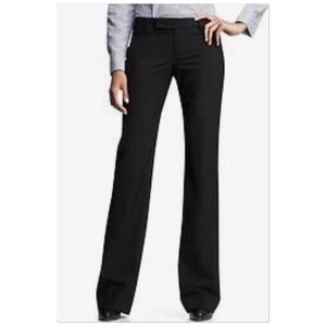 GAP Black Modern Boot Trousers